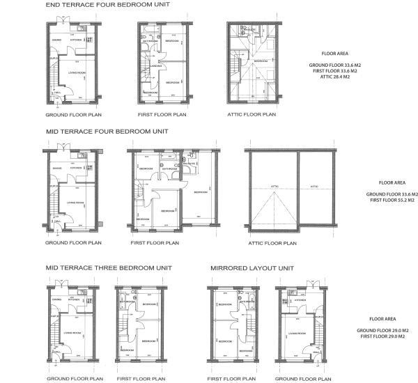 Site Floorplans