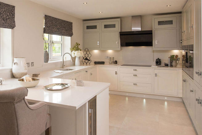 Chartford Homes Wharfedale The Highgrove kitchen