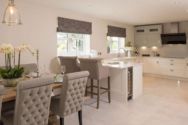 Chartford Homes Wharfedale Kitchen