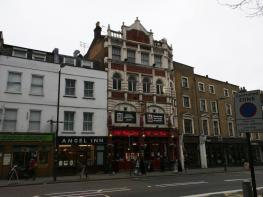 Photo of Old Red Lion Pub & Theatre, 418 St John Street Islington, London, EC1V 4NJ