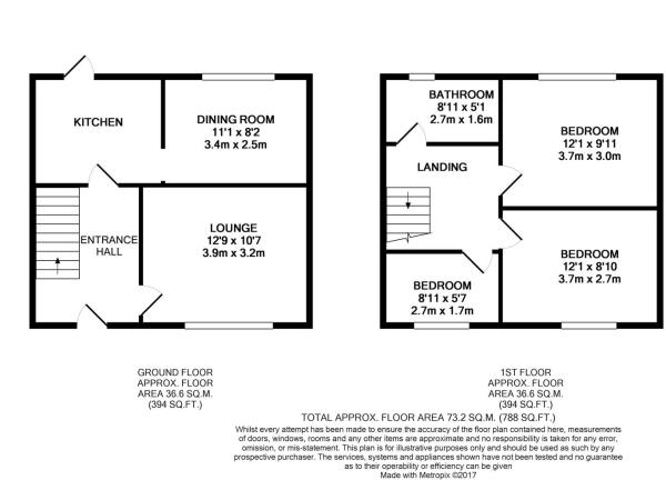 Kilsby Road Floorplan