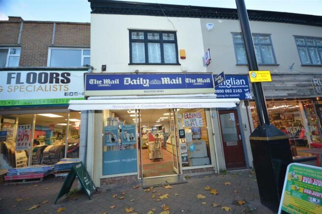 Shop/Newsagent