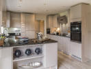 High specification kitchen by Symphony