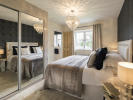 Beautiful double bedroom with en-suite