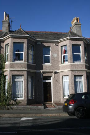 plymouth student house