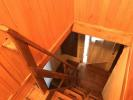 stairs to attic