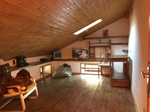 attic for sale