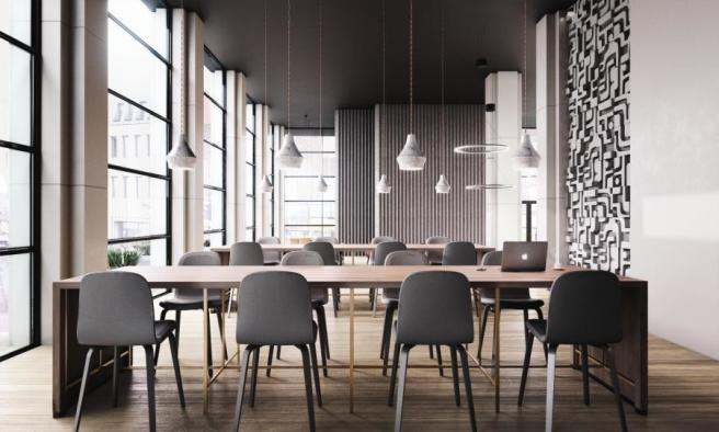 Co-Working Area
