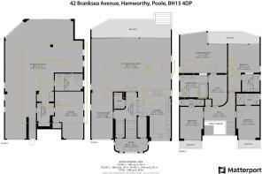 42 Branksea Avenue - Floorplan