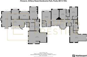 Pineacre - Floorplan
