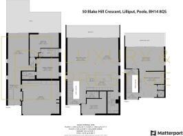 50 Blake Hill Crescent - Floorplan