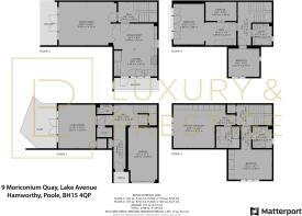 9 Moriconium Quay - Floorplan