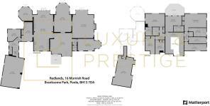 Redlands - Floorplan