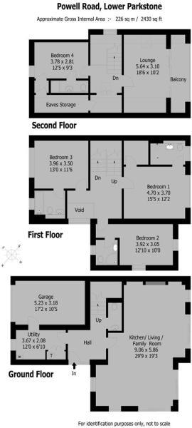 17 Powell Road - Floorplan
