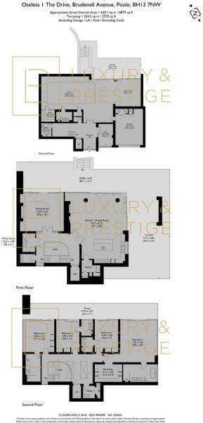 Oseleta - Floorplan