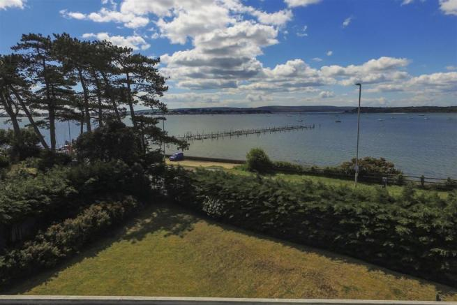 Poole Harbour from the Roof