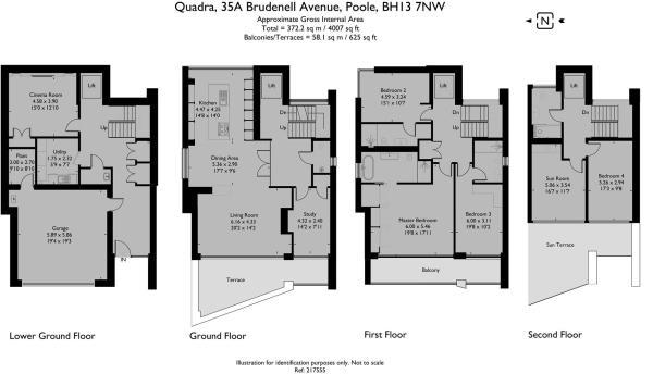 Quadra - Floorplan