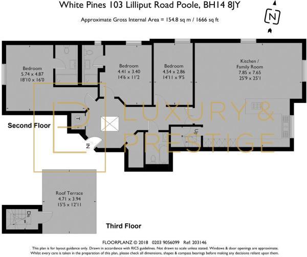 Apt 6 - Floorplan