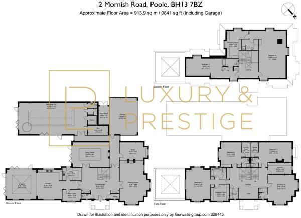 2 Mornish Road - Proposed Floorplan