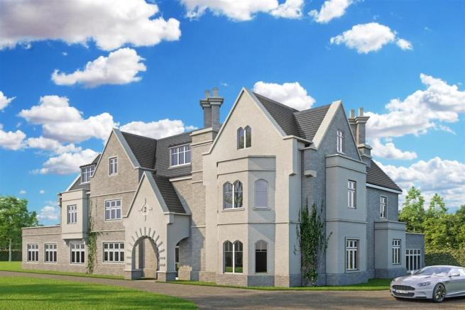 2 Mornish Road Proposed CGI