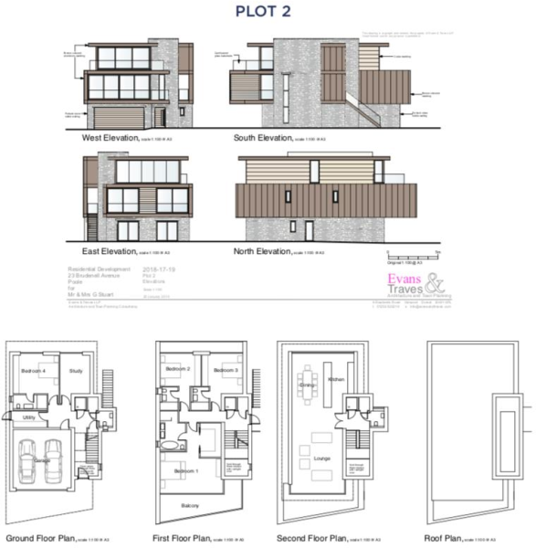 Plot 2, 23 Brudenell Avenue - Floorplan