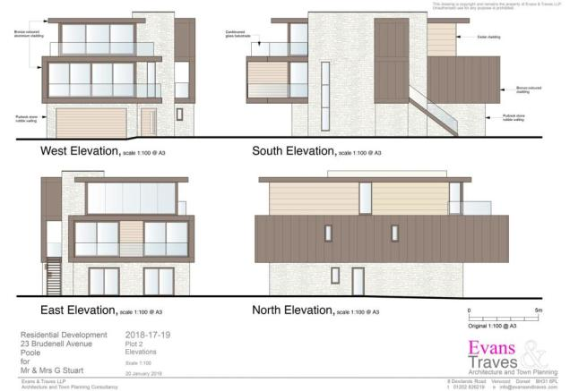 Plot 2 - Elevations