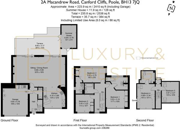 2A Macandrew Road - Floorplan