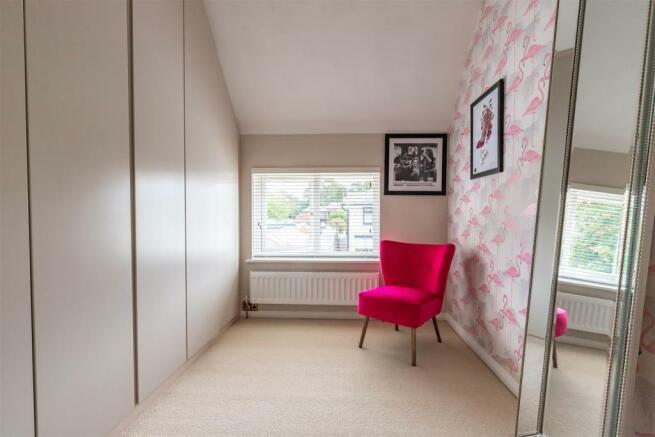 Walk-in Wardrobe / Bedroom Four
