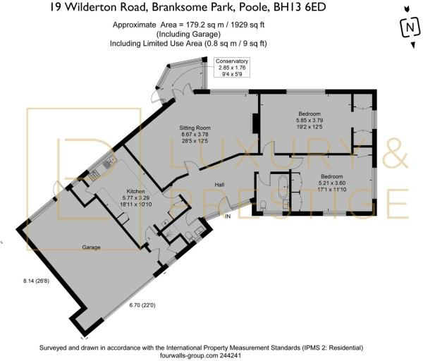 19 Wilderton Road - Floorplan