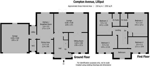 47 Compton Avenue - Floorplan