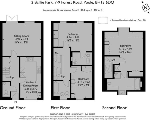2 Baillie Park - Floorplan
