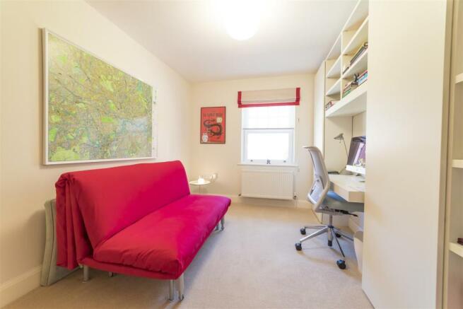 Bedroom Three / Study