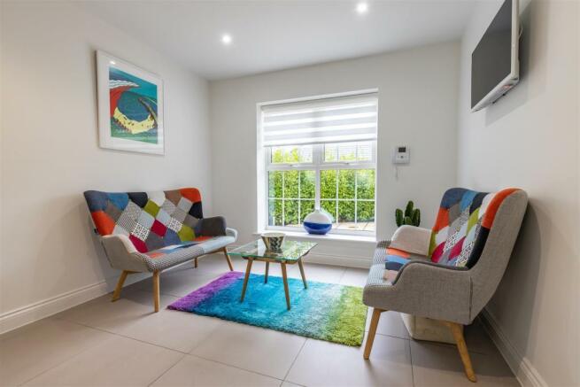 Informal Sitting Area