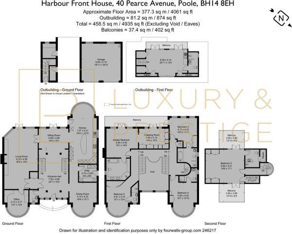 40 Pearce Avenue - Floorplan