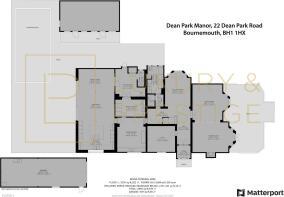 Dean Park Manor - Floorplan GF