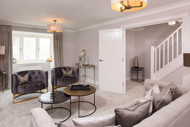 The Ceder Living Room