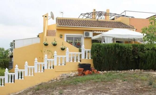 Street Map Of Quesada Spain.3 Bedroom Bungalow For Sale In Valencia Alicante Ciudad Quesada Spain