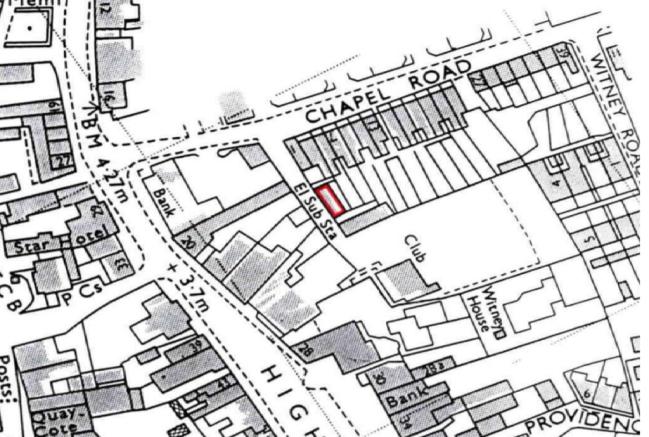 Plan, Chapel road1.png