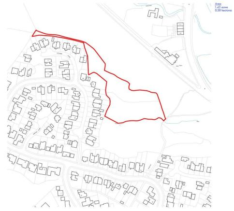 Land For Sale In Land To The North East Of Templecombe Drive Bolton