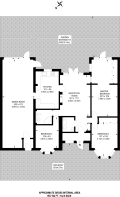 Floorplan area for info only, not for £/sq. ft valuation