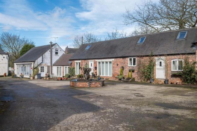 Barn Conversion and Annexe