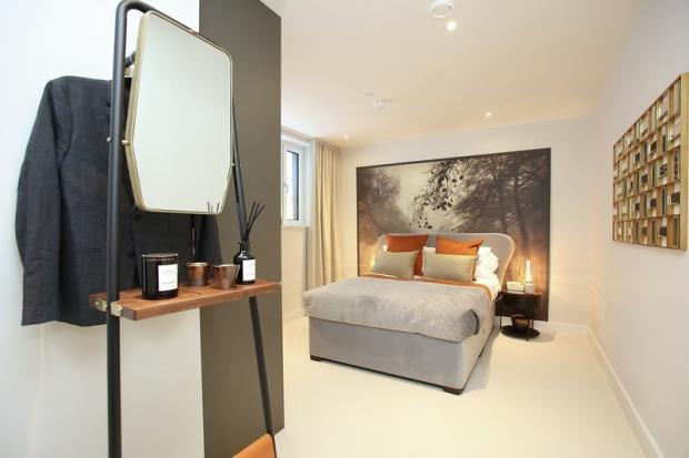 Indicative Bedroom