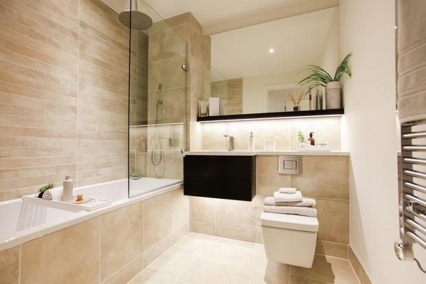 Indicative Bathroom