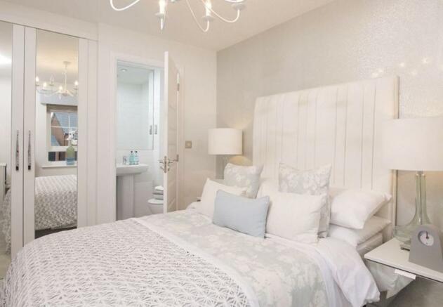 Maidstone master bedroom