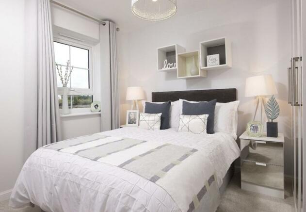 Maidstone bedroom 1