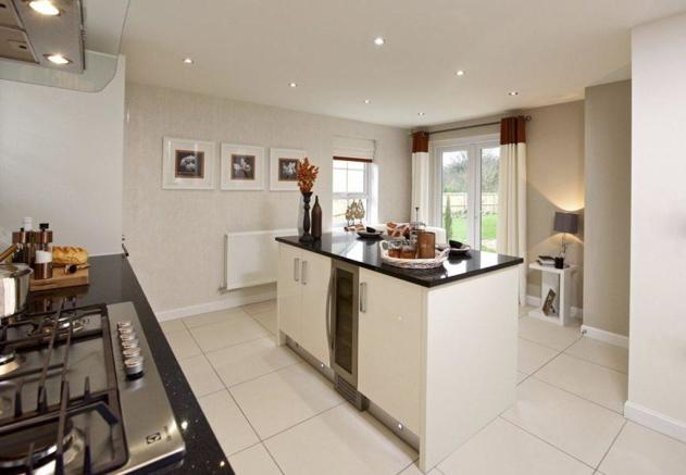 Alderney kitchen