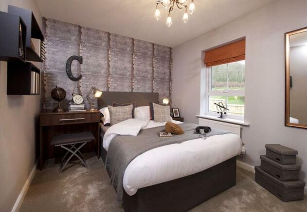 Alderney bedroom 2