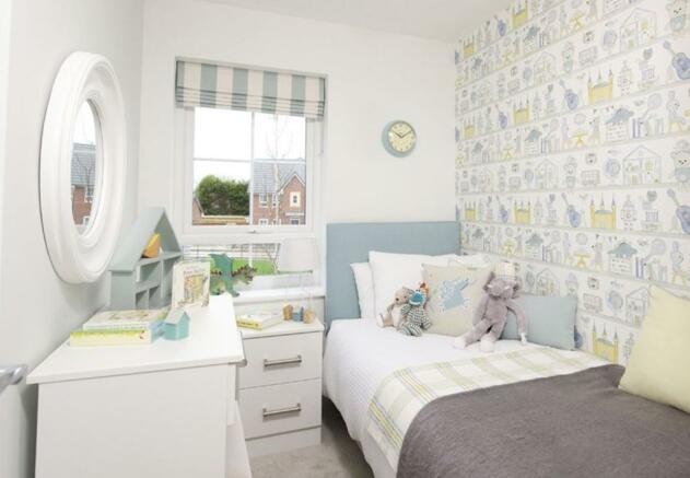 Maidstone bedroom 3
