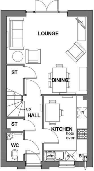 Folkstone ground floor