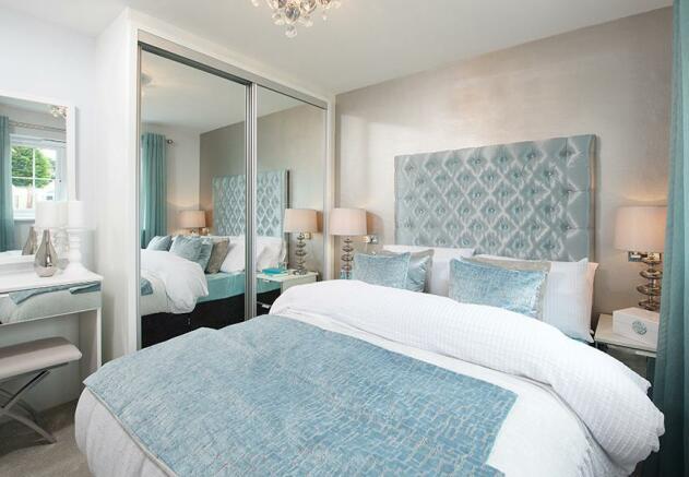 Folkstone bedroom 2